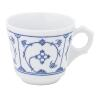 Kahla Tradition Kaffee- Obertasse Tradition 0,18 l in Blau Saks