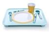 Royal VKB Kindertablett Puzzle Dinner Tray in blau