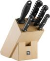 Zwilling Messerblock Twin Chef, 6- teilig