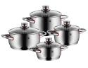 WMF Kochgeschirr- Set 4- teilig Quality One