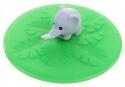 Lurch Sommerdeckel Wild Life Elefant, 8er- Set