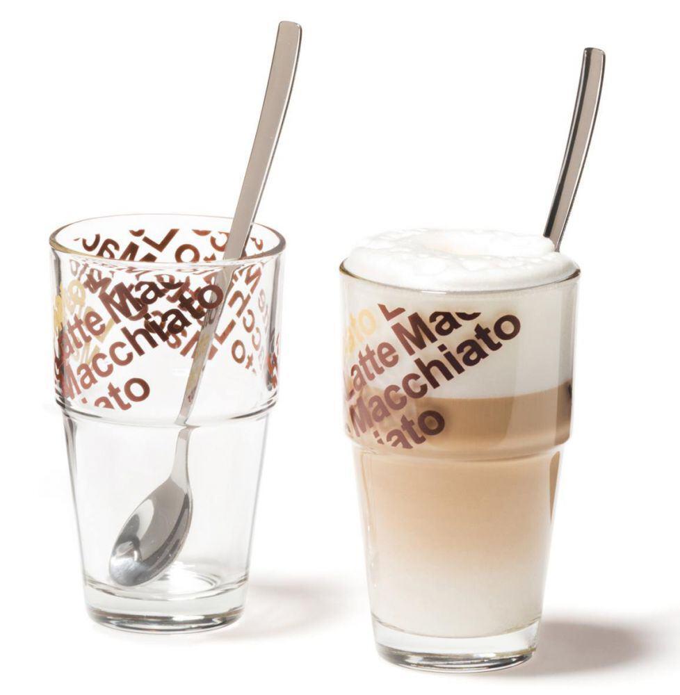 leonardo caf latte glas solo 2er set kochform. Black Bedroom Furniture Sets. Home Design Ideas