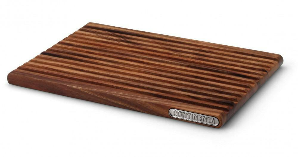 continenta brotschneidebrett aus akazienholz kochform. Black Bedroom Furniture Sets. Home Design Ideas