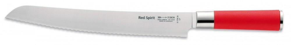 dick brotmesser red spirit mit wellenschliff kochform. Black Bedroom Furniture Sets. Home Design Ideas