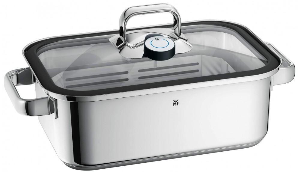 wmf vitalis compact aroma dampfgarer mit cook assist. Black Bedroom Furniture Sets. Home Design Ideas