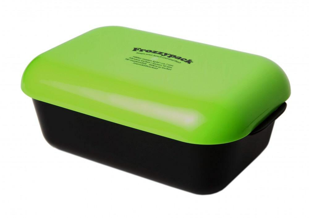 frozzypack lunchbox original in gr n kochform. Black Bedroom Furniture Sets. Home Design Ideas