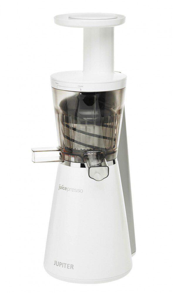 Jupiter Entsafter Juicepresso 3in1 in weiß  KochForm ~ Entsafter Leise