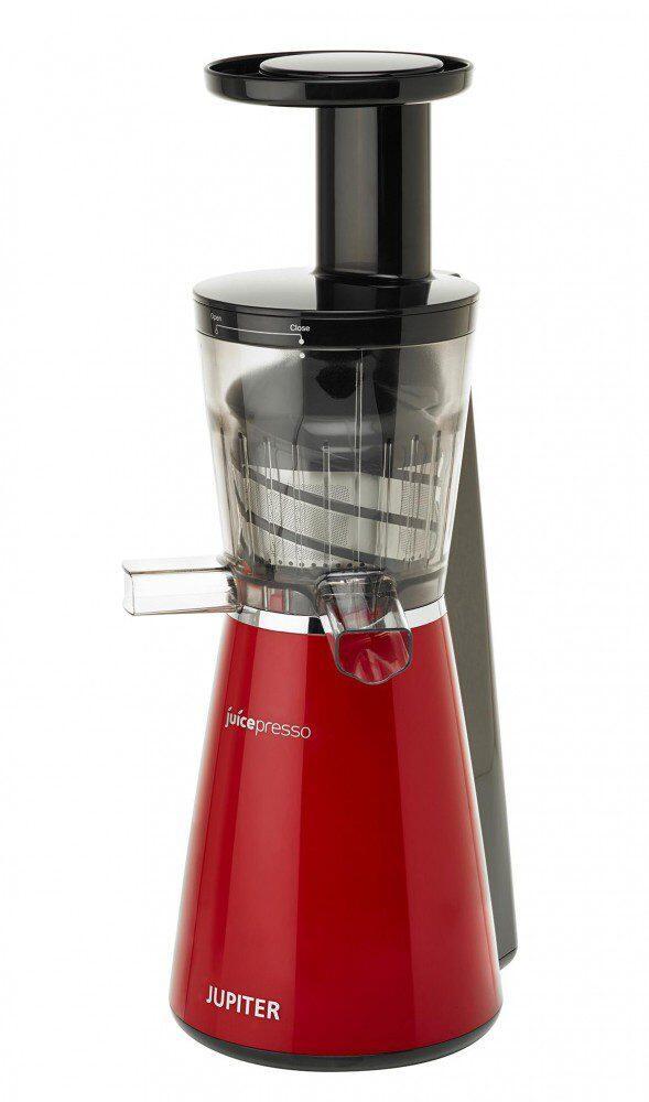 jupiter entsafter juicepresso 3in1 in rot  kochform ~ Entsafter Leise