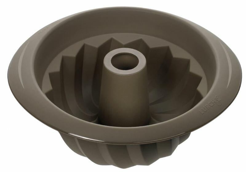 lurch gugelhupf aus silikon kochform. Black Bedroom Furniture Sets. Home Design Ideas