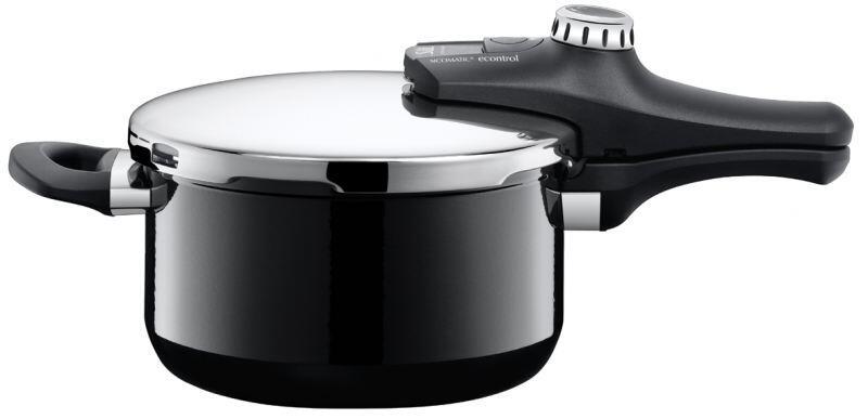 silit schnellkochtopf sicomatic econtrol schwarz kochform. Black Bedroom Furniture Sets. Home Design Ideas