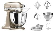 KitchenAid Küchenmaschine ARTISAN 175PS in golden nektar, 4,8 L