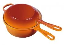 Le Creuset Marmitout in ofenrot 2 in 1