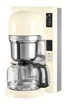KitchenAid Filterkaffeemaschine in creme