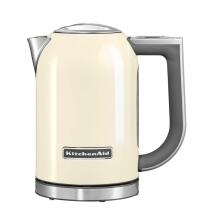 KitchenAid Wasserkocher in creme, 1,7 L