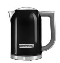 KitchenAid Wasserkocher in onyx schwarz, 1,7 L