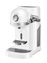 KitchenAid Nespressomaschine ARTISAN in frosted pearl