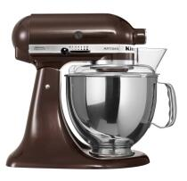 KitchenAid Küchenmaschine ARTISAN in espresso, 4,8 L