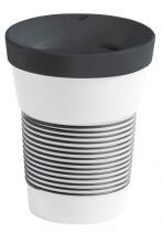 Kahla To Go-Becher Magic Grip in anthrazit, 2-teilig