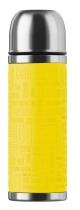 Emsa Isolierflasche Senator Sleeve in lemon, 1 Liter