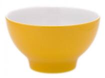 Kahla Pronto Bowl 14 cm rund in orange-gelb