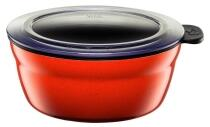 Silit Frischhalteschüssel Fresh Bowl in Energy Red