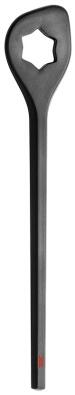 silit kochl ffel mit loch extra line kochform. Black Bedroom Furniture Sets. Home Design Ideas