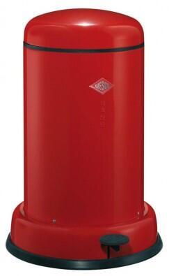 wesco baseboy 15 liter mit d mpfer in rot kochform. Black Bedroom Furniture Sets. Home Design Ideas