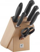 Zwilling Messerblock Pure, 7 Teile