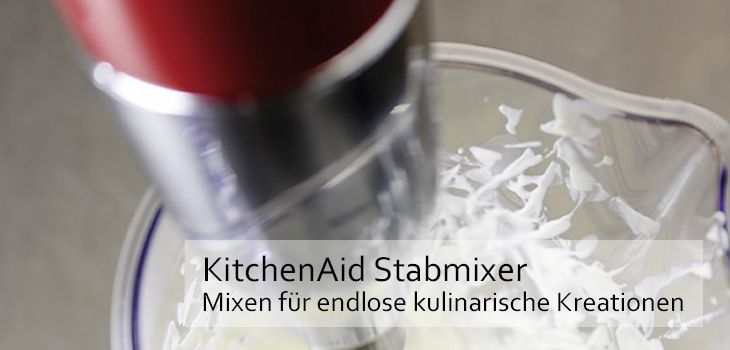 KitchenAid Stabmixer