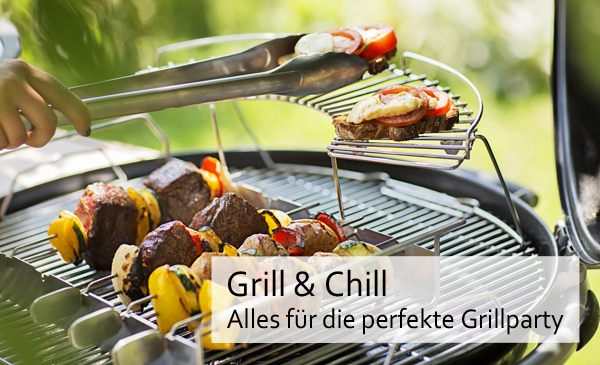 newsletter grill chill alles f r die perfekte bbq party. Black Bedroom Furniture Sets. Home Design Ideas