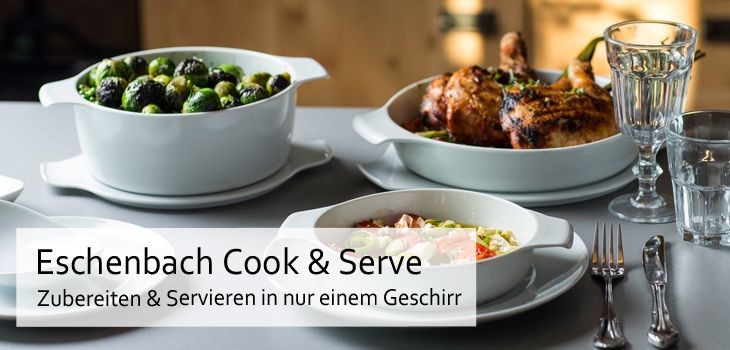 Eschenbach Cook & Serve