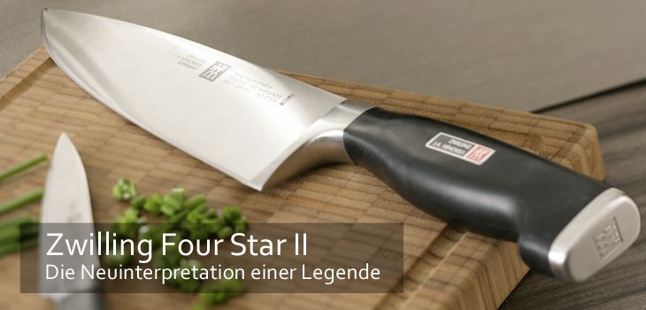Zwilling Four Star II - Die Neuinterpretation einer Legende