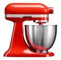 KitchenAid Mini- Küchenmaschine in chili, 3,3 L