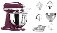 KitchenAid Küchenmaschine ARTISAN 175PS in holunderbeere, 4,8 L