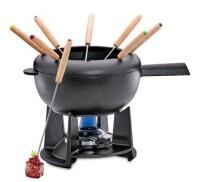 Spring Fondue-Set Saas-Fee