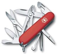 Victorinox Offiziersmesser Deluxe Tinker rot