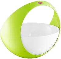 Wesco Spacy Basket in limegreen