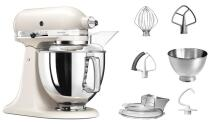KitchenAid Küchenmaschine ARTISAN 175PS in baiser, 4,8 L