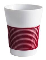 Kahla To Go-Becher cupit in dark cherry