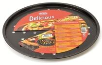 Kaiser Crossini Pizzaform mit Thermolochung Delicious