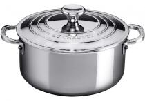 Le Creuset Bratentopf 3-ply PLUS