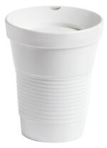 Kahla To Go-Becher Magic Grip in transparent, 2-teilig