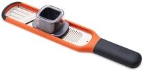 Joseph Joseph 2-in-1 Minireibe und -hobel Handi-Grate in orange