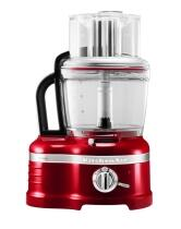 KitchenAid Food Processor ARTISAN liebesapfel rot