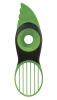 OXO Good Grips 3- in- 1- Avocadoschneider in grün