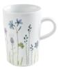 Kahla Magic Grip Wildblume Macchiato- Obertasse 0,35 l, blau- rot