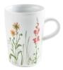 Kahla Magic Grip Wildblume Macchiato- Obertasse 0,35 l, rot- gelb