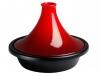 Le Creuset Tagine in kirsch