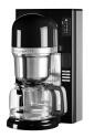 KitchenAid Filterkaffeemaschine in onyx schwarz