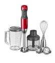 KitchenAid Stabmixer- Set in rot
